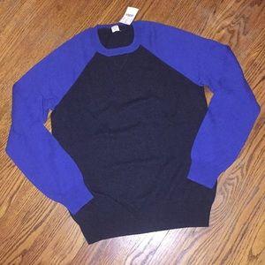NWT Crewcuts sweater